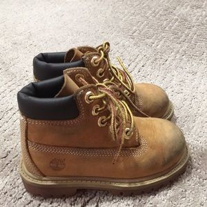 Timberlands for toddlers